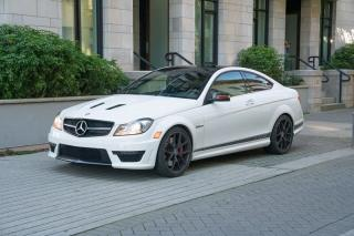 Used 2015 Mercedes-Benz C-Class C63 AMG for sale in Vancouver, BC