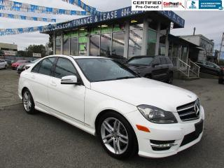 Used 2014 Mercedes-Benz C-Class C300 4MATIC for sale in Surrey, BC