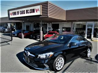 Used 2018 Mercedes-Benz CLA-Class CLA250 4MATIC for sale in Langley, BC