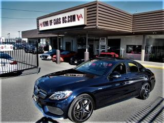 Used 2017 Mercedes-Benz C43 AMG for sale in Langley, BC