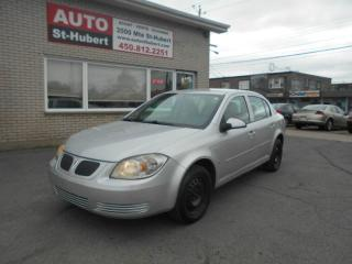 Used 2008 Pontiac G5 for sale in St-Hubert, QC