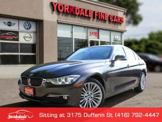Used 2015 BMW 320i xDrive Navigation, Leather, Roof, Clean for sale in Toronto, ON