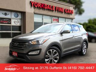 Used 2014 Hyundai Santa Fe Sport 2.0T Limited Navigation, Panoramic, AWD, No Accidents for sale in Toronto, ON