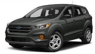 New 2018 Ford Escape SE 2018 ESCAPE CLEAROUT: $200 GAS CARD, WINTER PERFORMANCE PACKAGE, 0% FINANCING & $1000 COSTCO BONUS for sale in Okotoks, AB