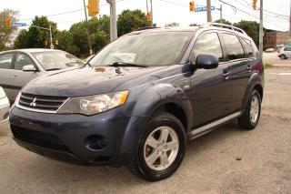 Used 2009 Mitsubishi Outlander XLS for sale in Mississauga, ON