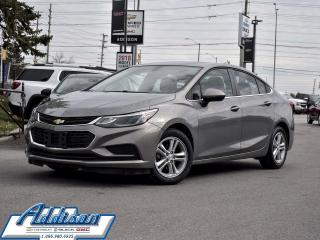Used 2018 Chevrolet Cruze LT Sunroof Alloys True North Edition for sale in Mississauga, ON