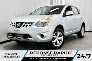 Used 2011 Nissan Rogue AWD + CAMÉRA RECUL + PROPRE for sale in Laval, QC