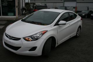 Used 2013 Hyundai Elantra GL W/WINTER TIRE for sale in Ottawa, ON