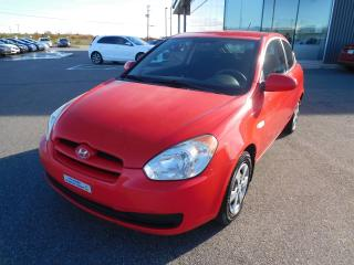 Used 2008 Hyundai Accent L,lecteur Cd,prise for sale in Mirabel, QC