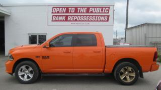 Used 2015 RAM 1500 SPORT for sale in Toronto, ON