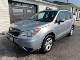 Used 2015 Subaru Forester BASE for sale in Kingston, ON