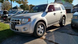 Used 2009 Ford Escape XLT for sale in Sarnia, ON