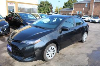 Used 2017 Toyota Corolla LE for sale in Brampton, ON