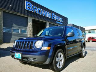 Used 2013 Jeep Patriot SPORT, LOCAL, ACCIDENT FREE for sale in Surrey, BC