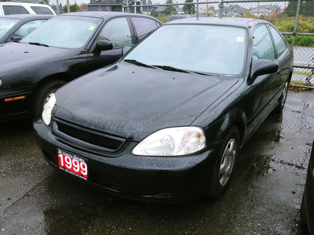 1999 Honda Civic SI Coupe, LOCAL