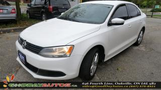 Used 2011 Volkswagen Jetta Comfortline NO ACCIDENT ALLOYS TIPTRONIC for sale in Oakville, ON