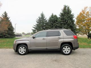 Used 2010 GMC Terrain SLE2 for sale in Thornton, ON