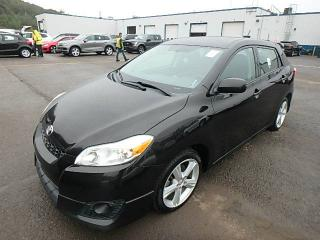 Used 2010 Toyota Matrix 4dr Wgn Man XR FWD for sale in Québec, QC