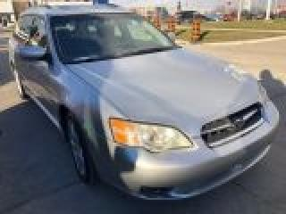 Used 2007 Subaru Legacy 4dr Wgn Auto 2.5i w/Touring Pkg for sale in Toronto, ON
