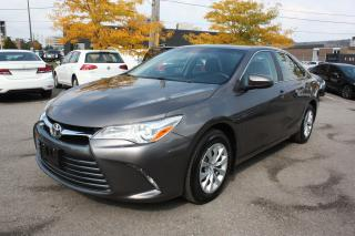Used 2017 Toyota Camry LE | ACCIDENT FREE | for sale in Toronto, ON