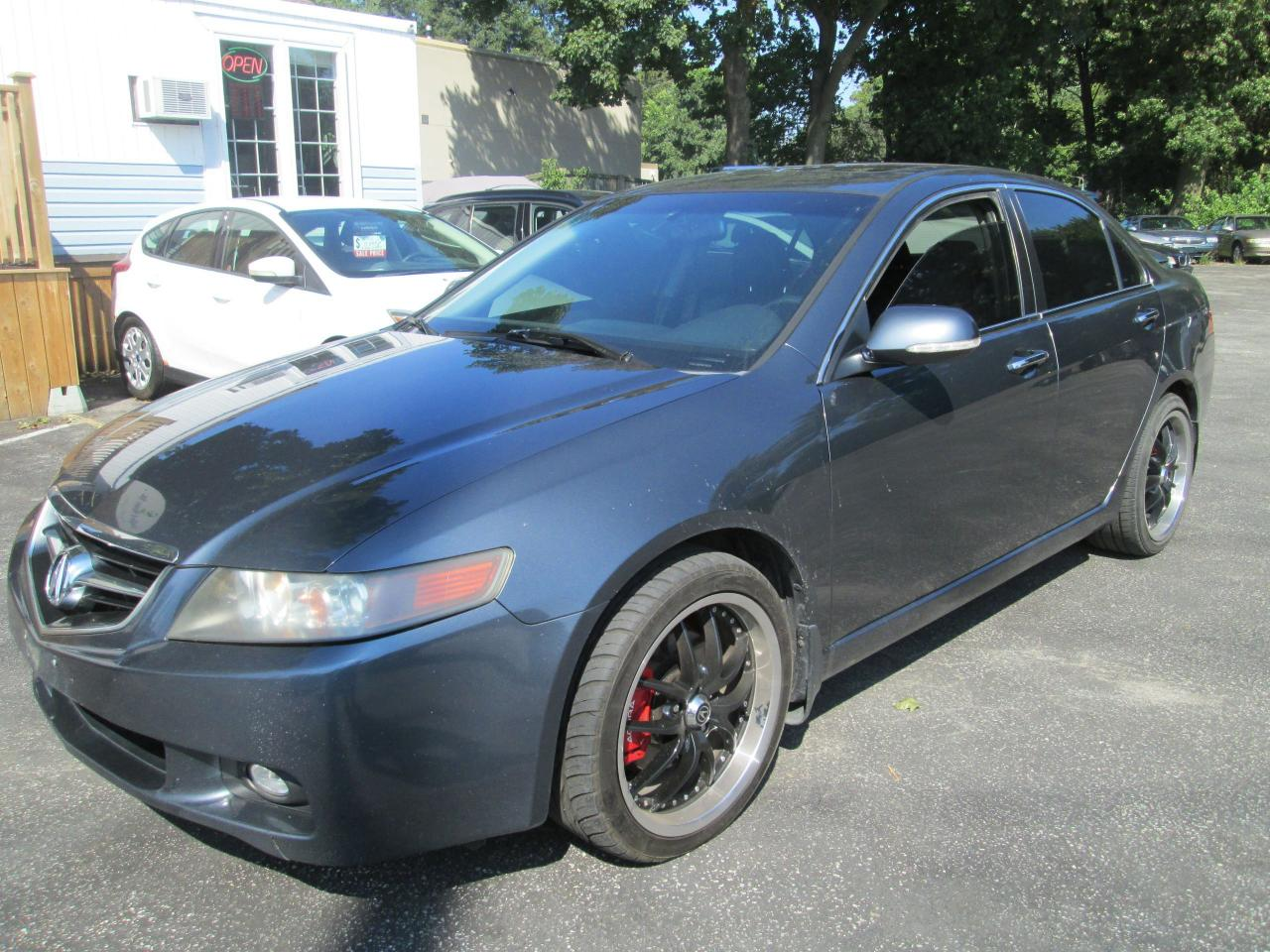 Used Acura TSX LEATHER For Sale In Scarborough Ontario - Acura 2005 tsx for sale