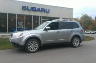 Used 2012 Subaru Forester TOURING for sale in Minden, ON