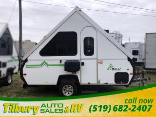 New 2017 A Liner Ranger 12 Hard Top Pop Up. Outdoor Shower. Dinette. for sale in Tilbury, ON