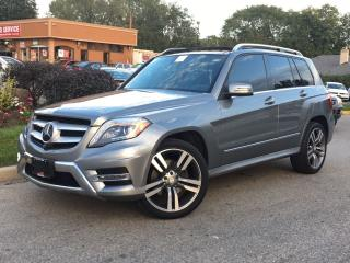 Used 2015 Mercedes-Benz GLK-Class GLK 250-BLUETEC-LOADED-NAVI-PANO-360CAM for sale in Mississauga, ON