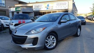 Used 2012 Mazda MAZDA3 GS-SKY LEATHER, P-MOON for sale in Etobicoke, ON