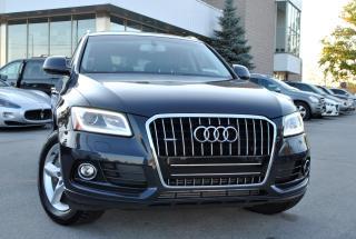 Used 2015 Audi Q5 3.0L TDI Progressiv for sale in Oakville, ON