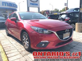 Used 2015 Mazda MAZDA3 GS-NAV,SUNROOF/1.99!,C.P.O!!!-TORONTO for sale in Toronto, ON