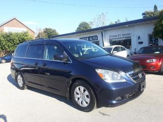 Used 2007 Honda Odyssey EX 8 PASSENGER for sale in Waterdown, ON