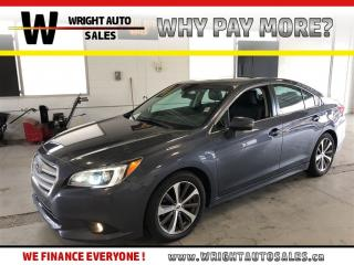 Used 2017 Subaru Legacy 3.6R|SUNROOF|LEATHER|LOW MILEAGE|37,440 KMS for sale in Cambridge, ON
