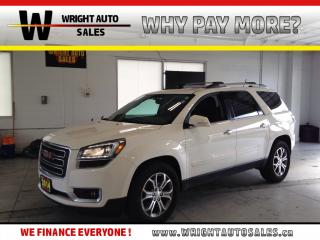 Used 2014 GMC Acadia SLT1|MOON ROOF|LEATHER|7 PASSENGER|167,250 KMS for sale in Cambridge, ON