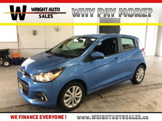 Used 2016 Chevrolet Spark LT|BLUETOOTH|BACKUP CAMERA|LOW MILEAGE|21,529 KM for sale in Cambridge, ON