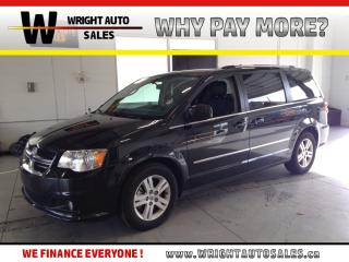 Used 2017 Dodge Grand Caravan Crew Plus|7 PASSENGER|LEATHER|83,665 KMS for sale in Cambridge, ON