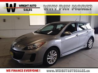 Used 2012 Mazda MAZDA3 GS-SKY|LOW MILEAGE|BLUETOOTH|52,781 KMS for sale in Cambridge, ON