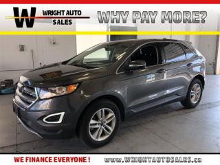 Used 2017 Ford Edge SEL|AWD|BACKUP CAMERA|BLUETOOTH|46,338 KMS for sale in Cambridge, ON