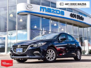 Used 2015 Mazda MAZDA3 GS,1.9% FINANCE AVAILABLE, ONE OWNER, NO ACCIDENTS for sale in Mississauga, ON