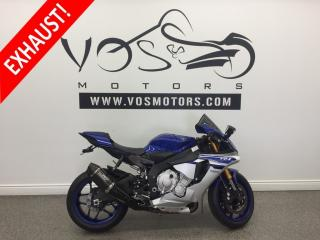 Used 2016 Yamaha YZF-R1 - Free Delivery in GTA** for sale in Concord, ON