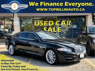 Used 2011 Jaguar XJ XJL Supercharged, Only 80K kms for sale in Vaughan, ON