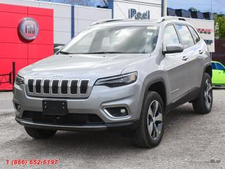 New 2019 Jeep Cherokee Limited for sale in Mississauga, ON