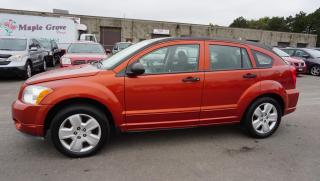 Used 2007 Dodge Caliber SXT AUTOMATIC TRANSMISSION AUX CERTIFIED 2YR WARRANTY for sale in Milton, ON
