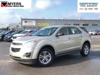 Used 2013 Chevrolet Equinox LS for sale in Ottawa, ON