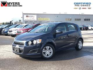 Used 2015 Chevrolet Sonic LT for sale in Ottawa, ON
