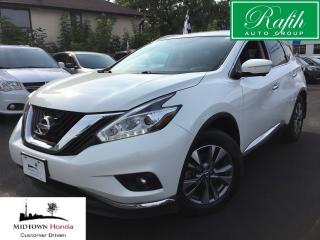 Used 2015 Nissan Murano SL AWD CVT for sale in North York, ON