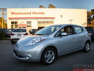 Used 2014 Nissan Leaf SV , Zero Emissions for sale in Port Moody, BC