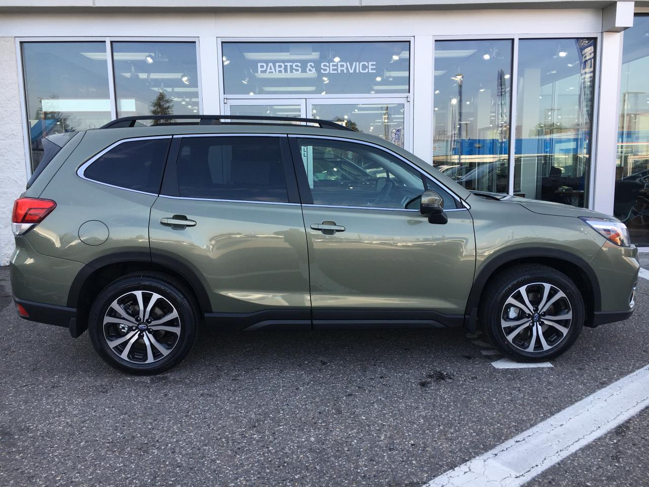 2019 Subaru Forester Limited Amp Eyesight In Vernon Hilltop Subaru