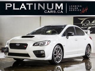 Used 2015 Subaru WRX STI Sport-tech,6-SPEED, NAV, CAM for sale in Toronto, ON