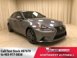 Used 2015 Lexus IS 250 AWD for sale in Calgary, AB